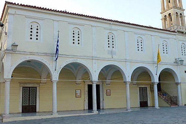 Ι.Ν. ΑΓΙΟΥ ΓΕΩΡΓΙΟΥ   ΝΑΥΠΛΙΟ