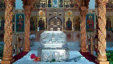 Εορτασμός Ιερού Ναού Αγίου Λουκά