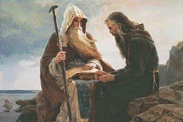 Λόγος αγαθός από το γεροντικό… Πατερικός Λόγος
