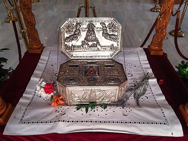 Ιερά αγρυπνία Αγίου Λουκά