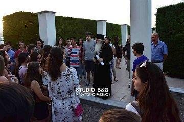 Συνεχίζονται οι συνάξεις νέων σε Νάυπλιο και Άργος