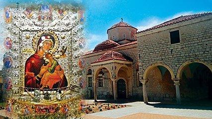 Ιερά Εικόνα της Παναγίας της Φοβεράς Προστασίας